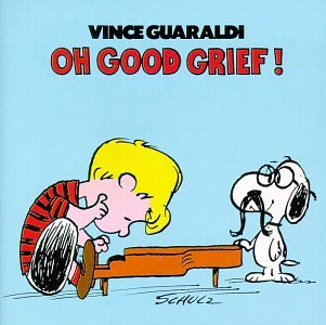 Vince Guaraldi He's Your Dog, Charlie Brown cover art