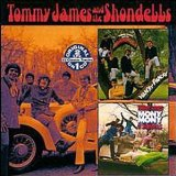 Tommy James & The Shondells Mony, Mony cover art