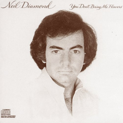 Neil Diamond Forever In Blue Jeans cover art
