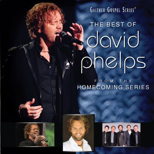 David Phelps Let The Glory Come Down cover art