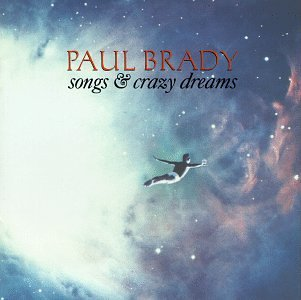 Paul Brady The Road To The Promised Land cover art