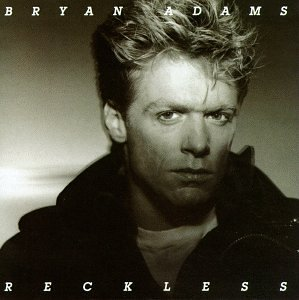 Bryan Adams Heaven cover art