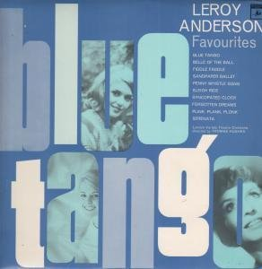 Leroy Anderson Blue Tango cover art