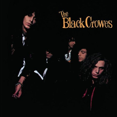 The Black Crowes She Talks To Angels cover art