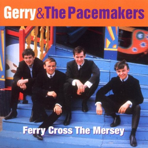 Gerry & The Pacemakers Ferry 'Cross The Mersey cover art