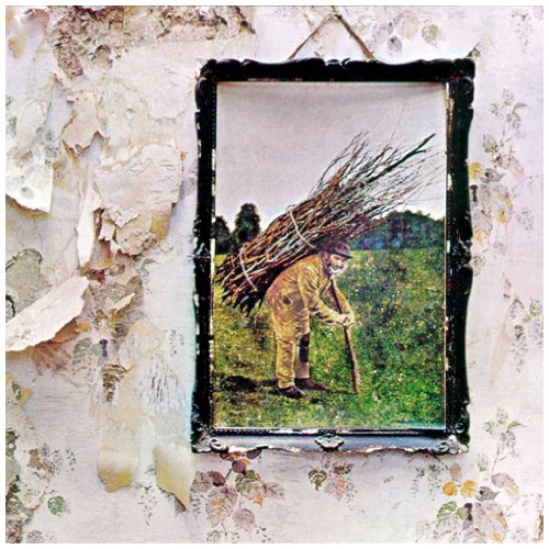 Led Zeppelin When The Levee Breaks cover art