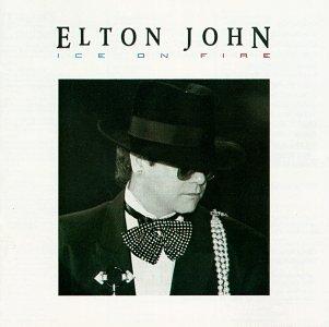 Elton John Nikita cover art