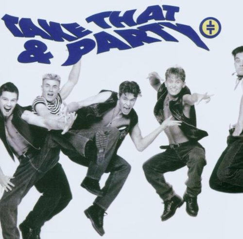Take That Promises cover art