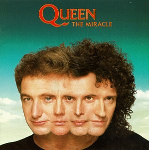 Queen The Invisible Man cover art