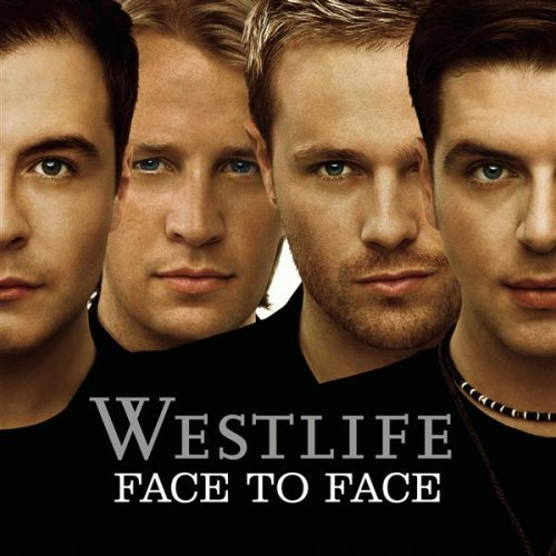 Westlife You Raise Me Up cover art