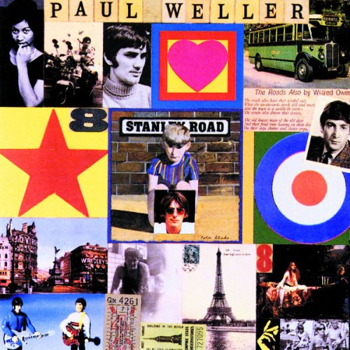 Paul Weller The Changingman cover art