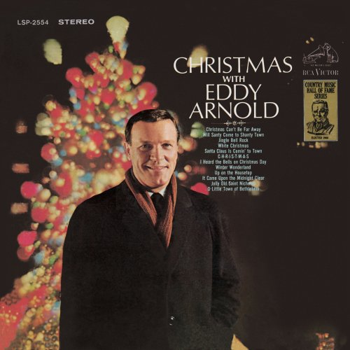 Eddy Arnold C-H-R-I-S-T-M-A-S cover art