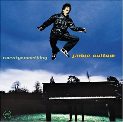 Jamie Cullum Frontin' cover art