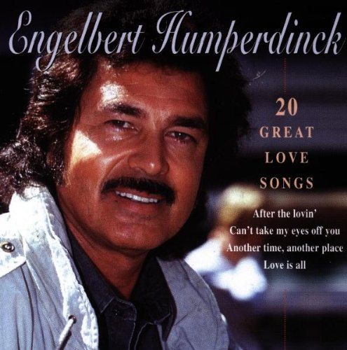 Engelbert Humperdinck Forever And Ever (And Ever) cover art