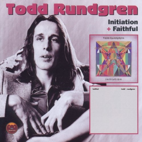 Todd Rundgren Real Man cover art