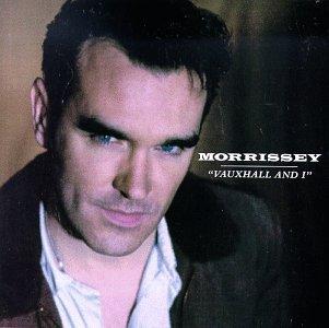 Morrissey Now My Heart Is Full cover art
