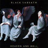 Black Sabbath Heaven And Hell cover kunst