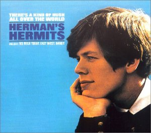 Herman's Hermits There's A Kind Of Hush (All Over The World) cover art
