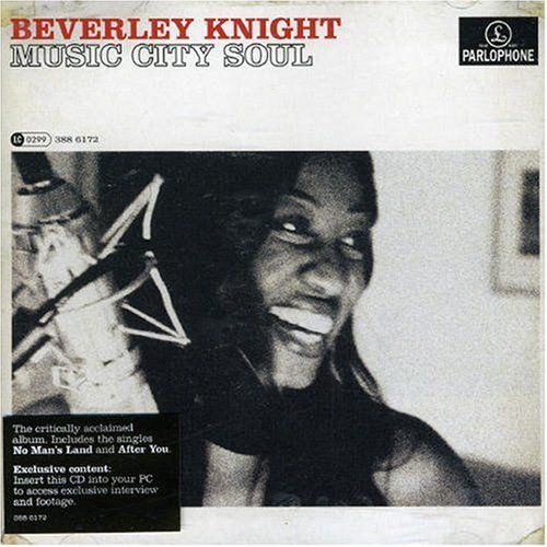 Beverley Knight No Man's Land cover art