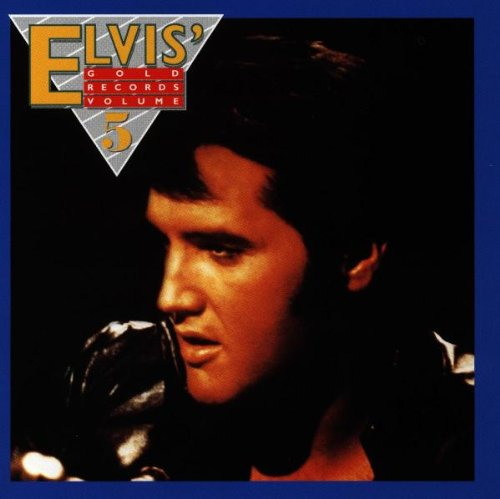 Elvis Presley Doncha Think It's Time cover art