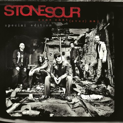 Stone Sour ZZYZX Rd. cover art
