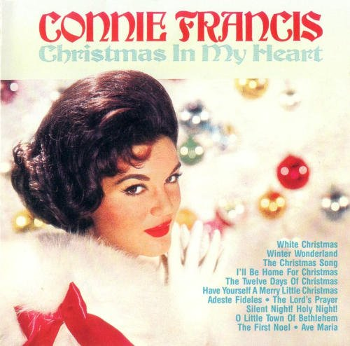 Connie Francis Baby's First Christmas cover art