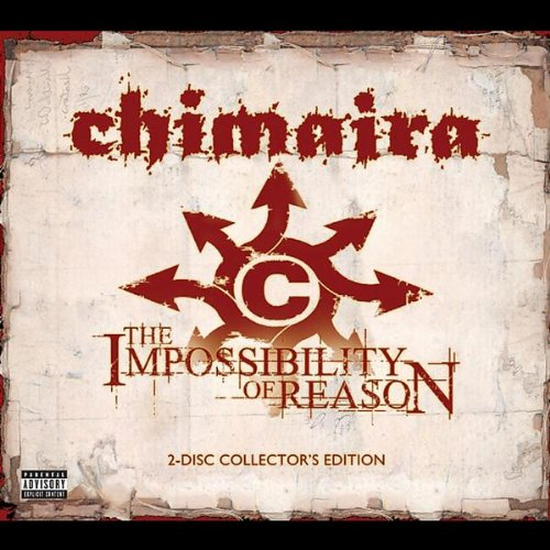 Chimaira Implements Of Destruction cover art