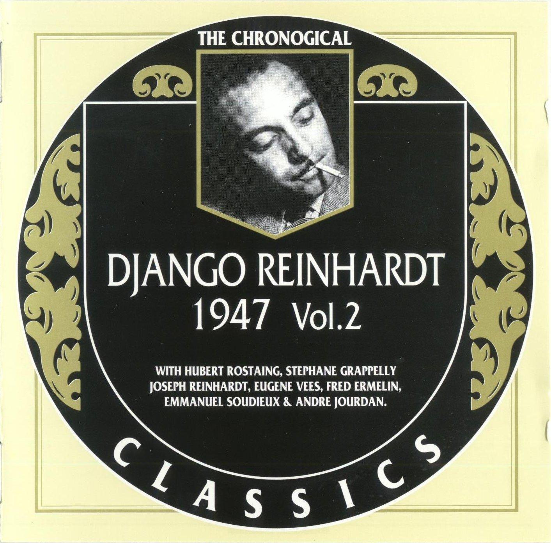 Django Reinhardt Brazil cover art