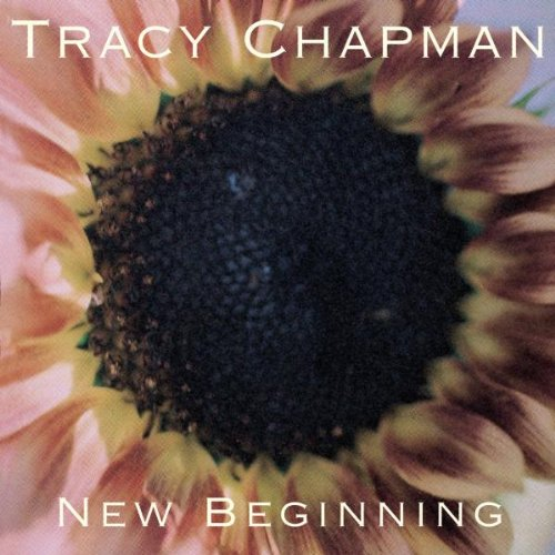 Tracy Chapman New Beginning cover art