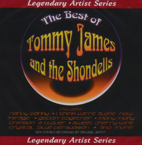 Tommy James And The Shondells Crimson And Clover cover art