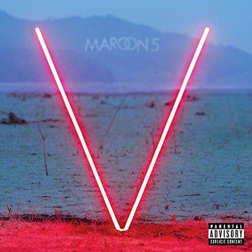 Maroon 5 Maps l'art de couverture