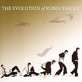 Robin Thicke Lonely World cover art