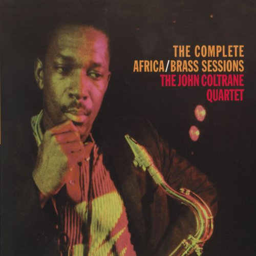 John Coltrane Greensleeves cover art