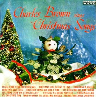 Charles Brown Please Come Home For Christmas cover art