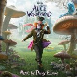 Danny Elfman Alice Escapes cover art