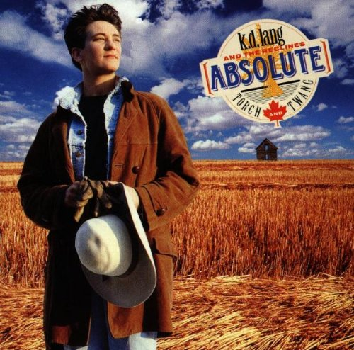 k.d. lang Nowhere To Stand cover art