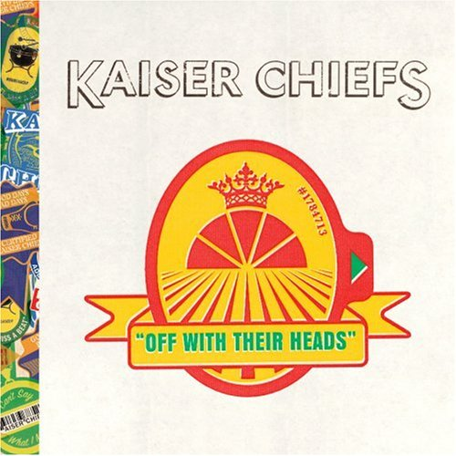 Kaiser Chiefs Good Days Bad Days cover art