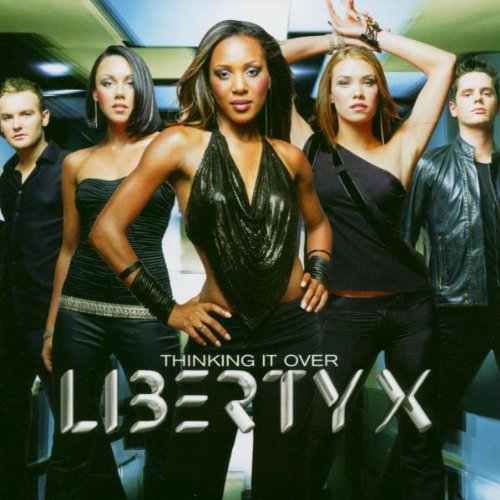 Liberty X Just A Little cover art