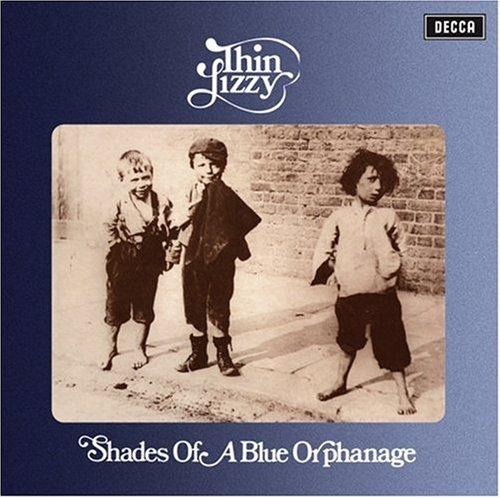 Thin Lizzy Sarah cover art