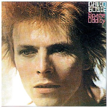 David Bowie Memory Of A Free Festival cover art