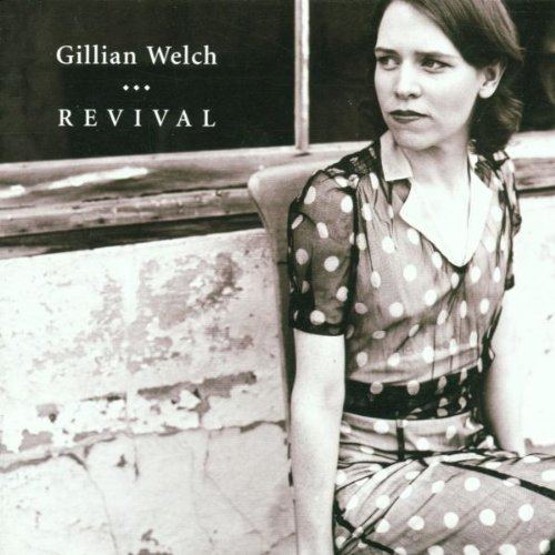 Gillian Welch Orphan Girl cover art