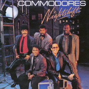 The Commodores Nightshift cover art