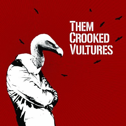 Them Crooked Vultures Bandoliers cover art