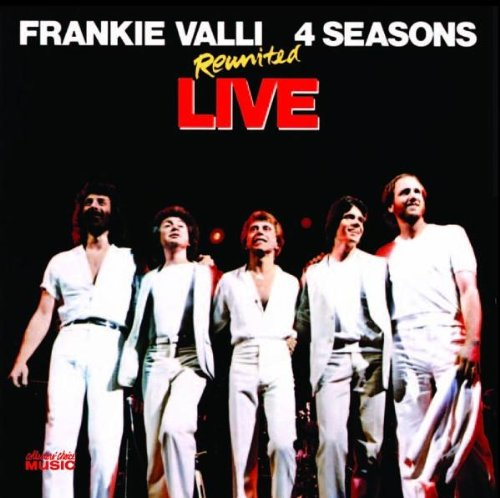 Frankie Valli & The Four Seasons Can't Take My Eyes Off Of You cover art