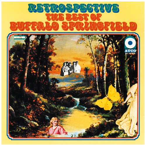 Buffalo Springfield Sit Down I Think I Love You cover art