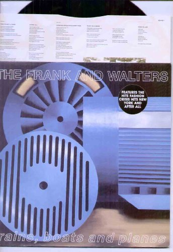 The Frank And Walters After All cover art