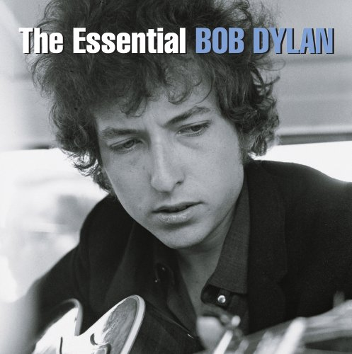 Bob Dylan Blowin' In The Wind cover art