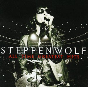 Steppenwolf The Pusher cover art