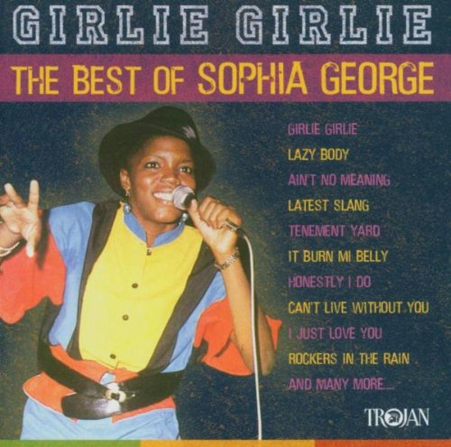 Sophia George Girlie Girlie cover art