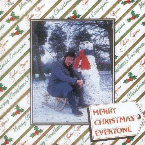 Shakin' Stevens Merry Christmas Everyone cover art